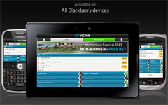 Betting on Blackberry