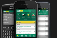 European Mobile Betting App - Bet365