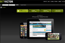 European Mobile Betting App - BetVictor